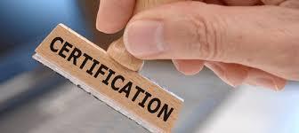 О выдаче сертификатов соответствия