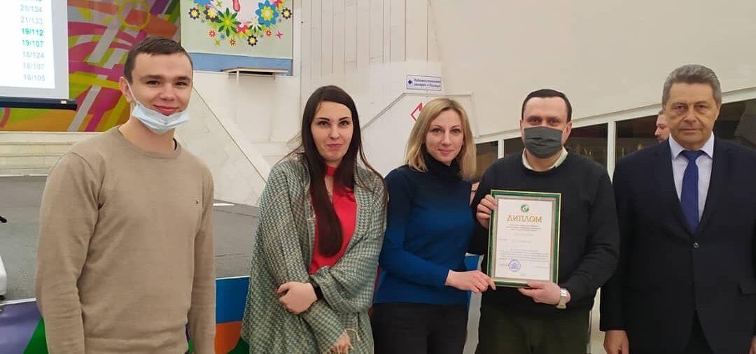 Поздравляем команду УП «Белгипролес» с блестящей игрой