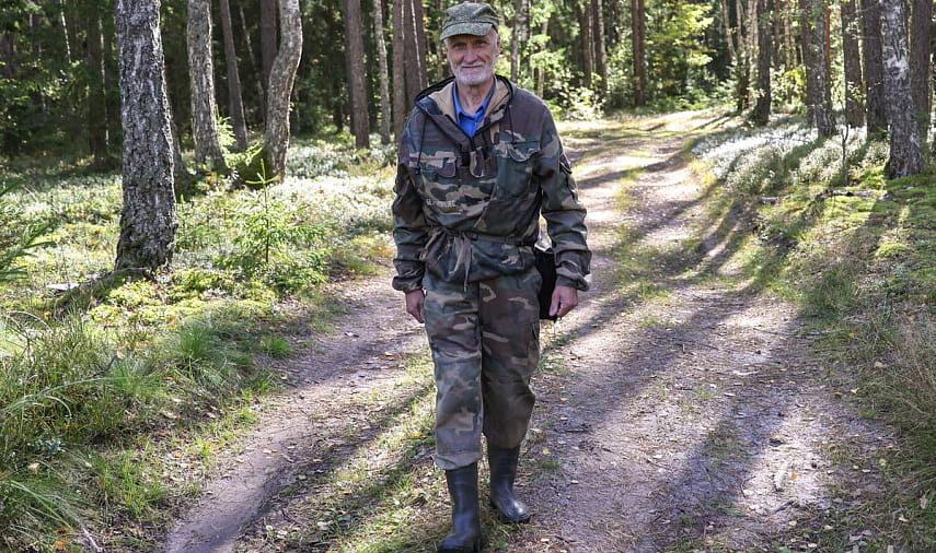 За полвека с лишним работы Геннадий Ганченко исколесил не только всю Беларусь