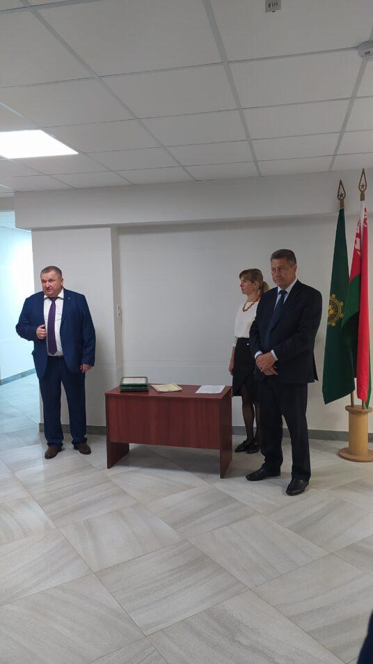 Торжественное мероприятие УП «Белгипролес»
